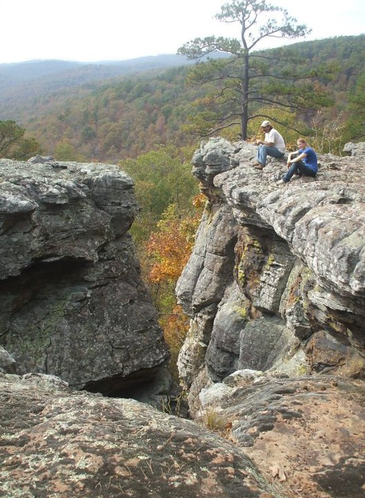 hikes katie n neill a tpedestal rocks